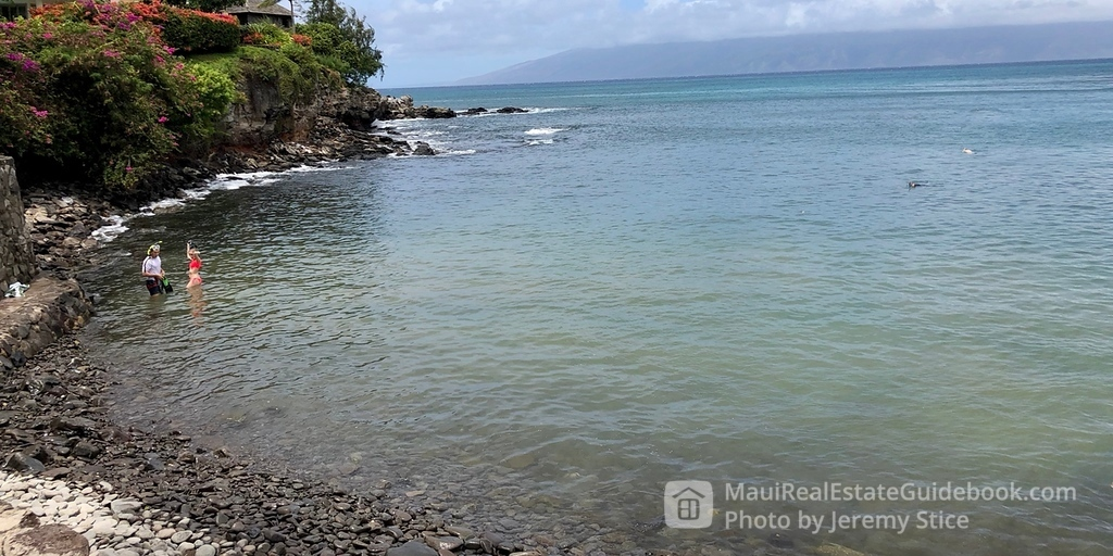 Kapalua Beach – Honokeana Cove