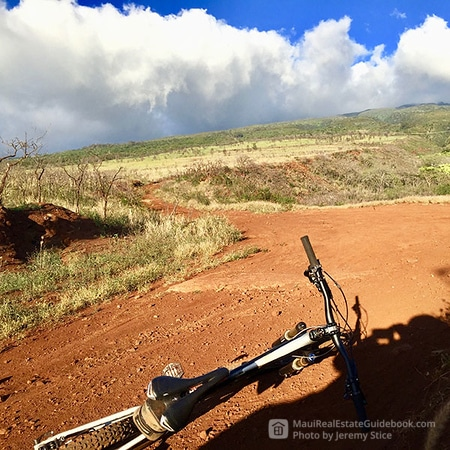 Kaanapali Mountain Biking