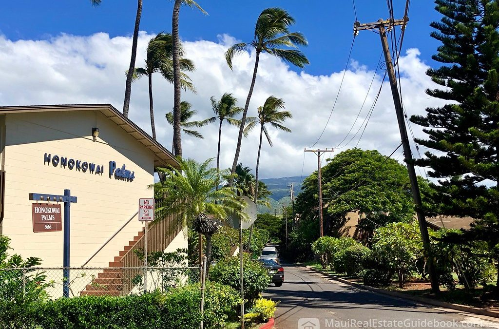 Honokowai Palms Condos for Sale