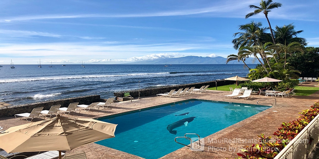 Lahaina Roads Condos For Sale