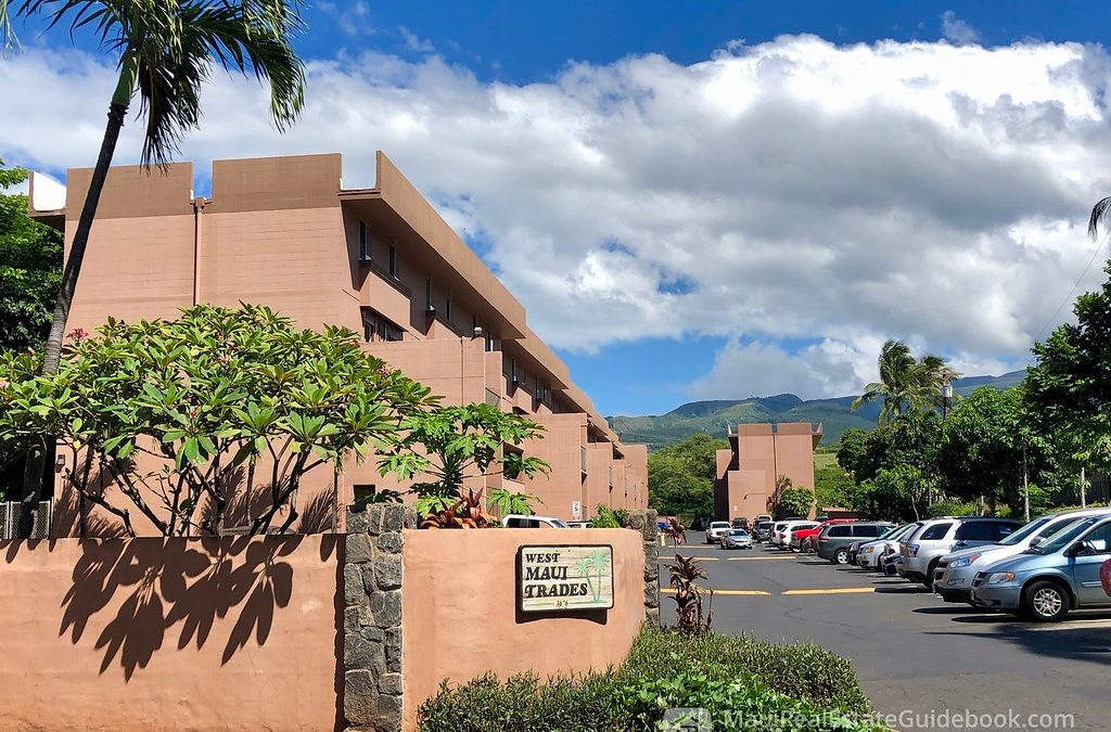 West Maui Trades Condos For Sale