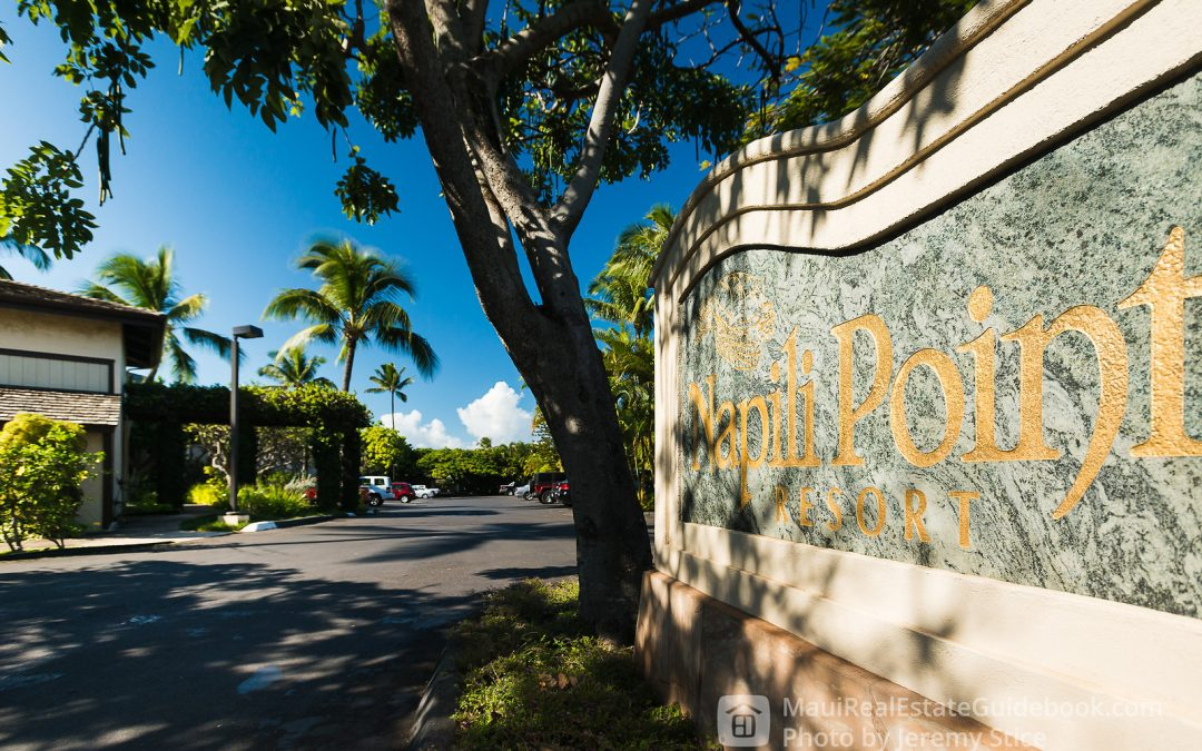 Napili Point Condos for Sale