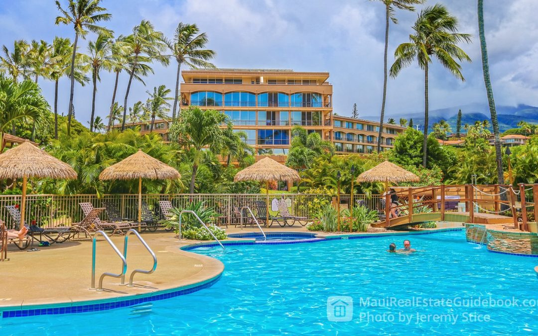 Maui Kaanapali Villas Condos for Sale