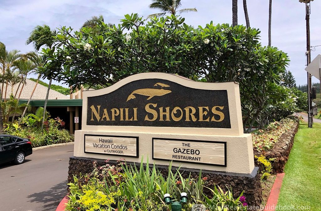 Napili Shores Condos For Sale